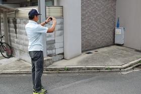 物件の写真撮影
